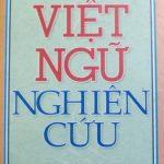 Việt Ngữ Nghiên Cứu