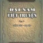 Đại Nam Liệt Truyện III