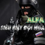 ALFA: Siêu Biệt Đội Nga
